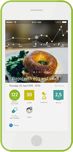 mySugr Logbook Search