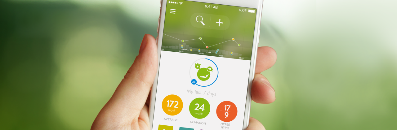 The new mySugr App 3.0 is here!