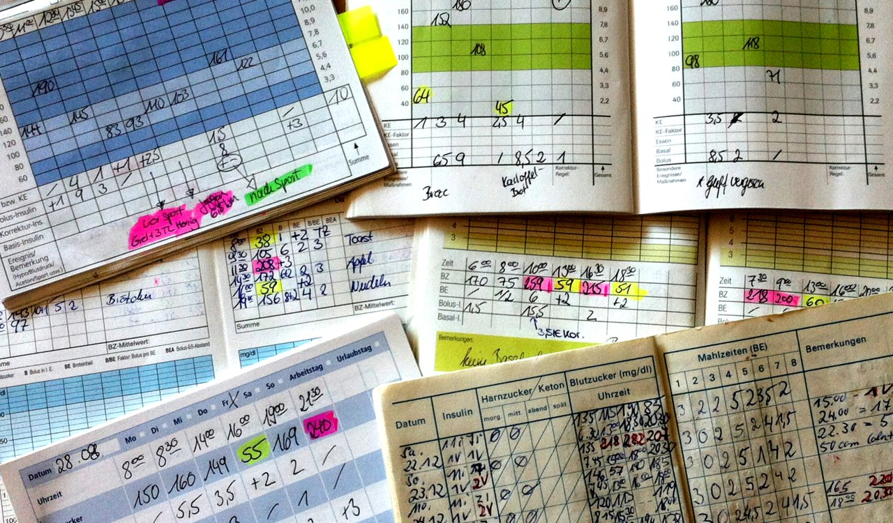 3 reasons why you should keep a diabetes logbook