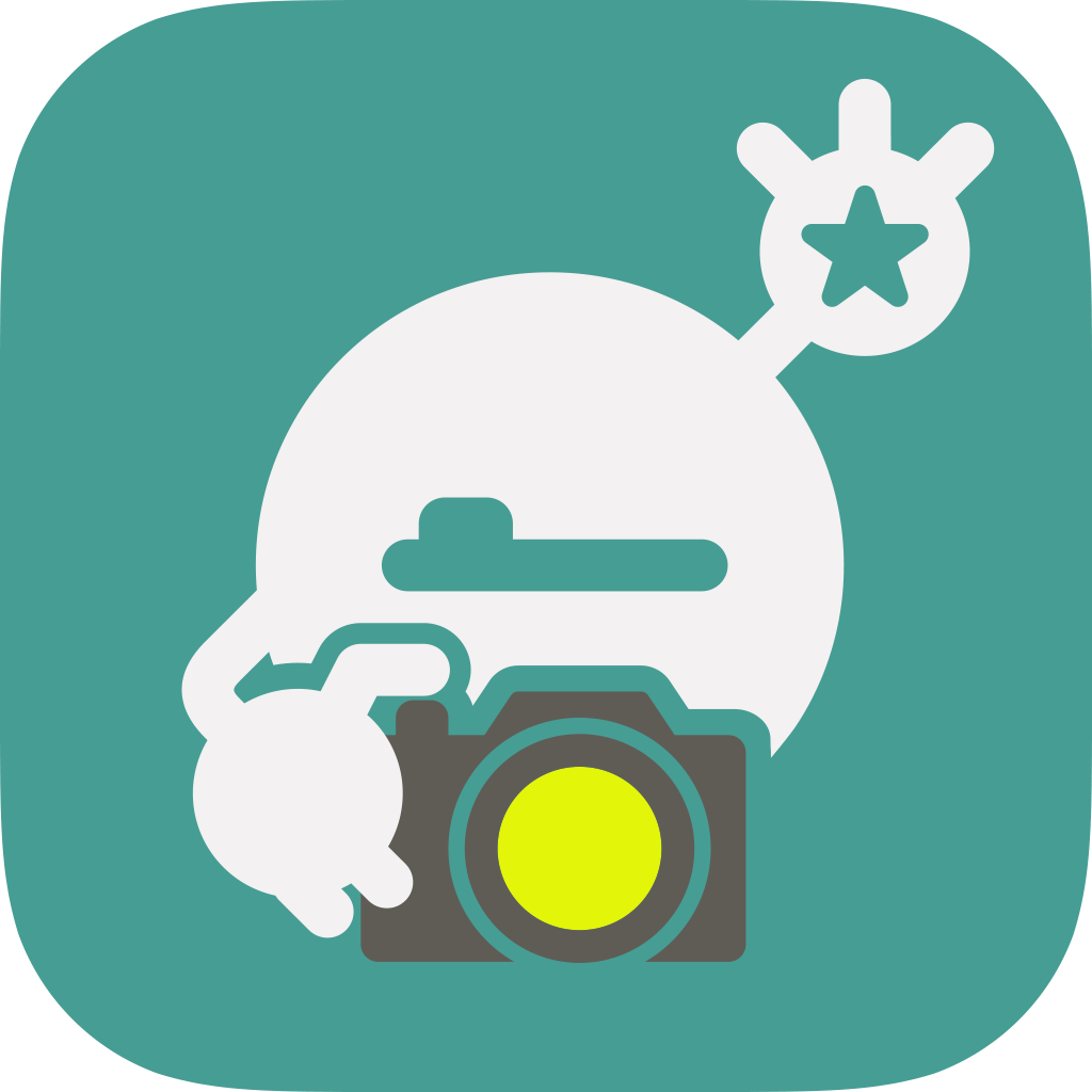 Monster Selfie App Icon