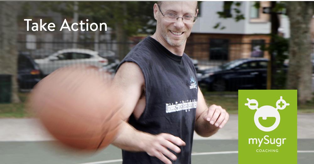 mySugr Coaching Gary Scheiner Basketball