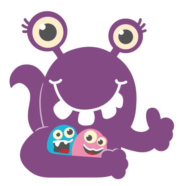 Sarah's mySugr Monster