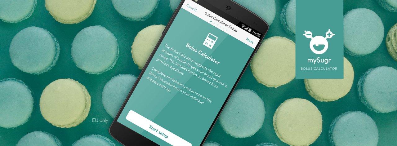 mySugr Bolus 2.1 – Easier setup and smarter advice