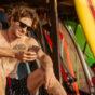 Smartphone surfing