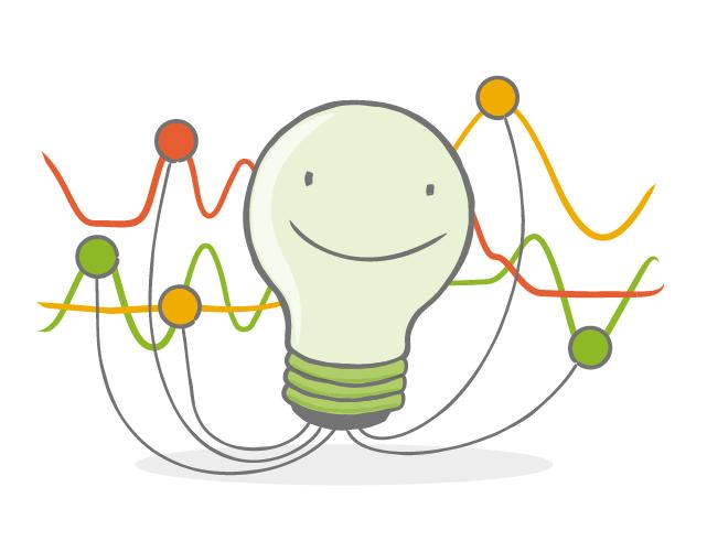 Grafik Glühbirne