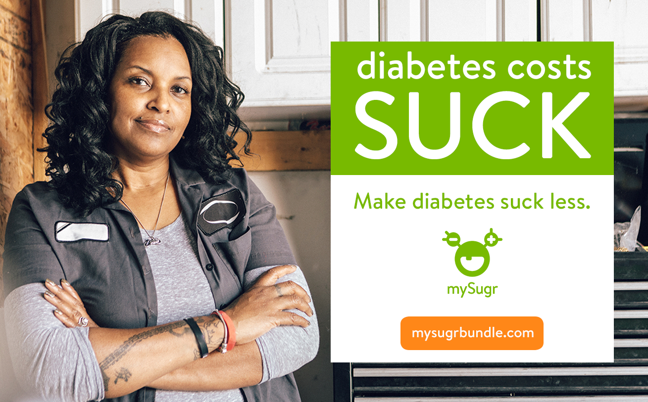 Diabetes costs suck - mySugr Bundle - make diabetes suck less