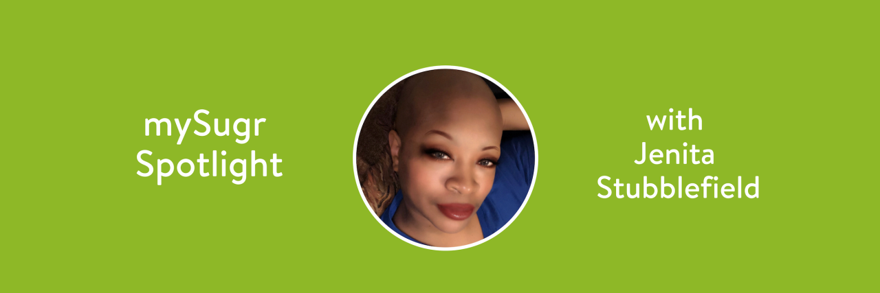 mySugr Spotlight with Jenita Stubblefield