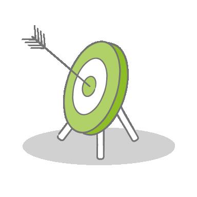 mySugr Illustrated Target