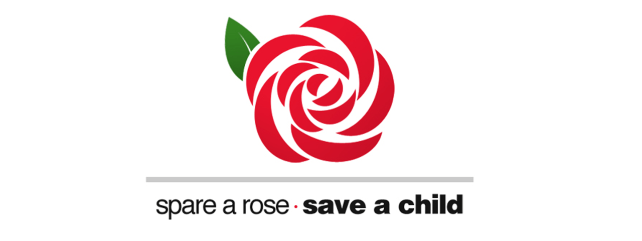 Spare a rose, save a child