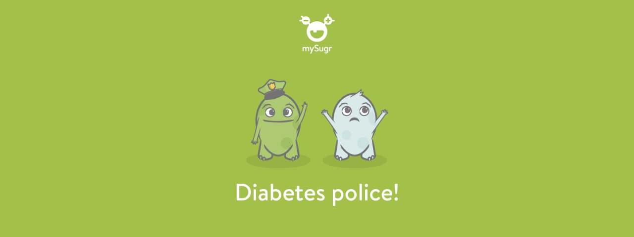 Do the diabetes police make you mad?
